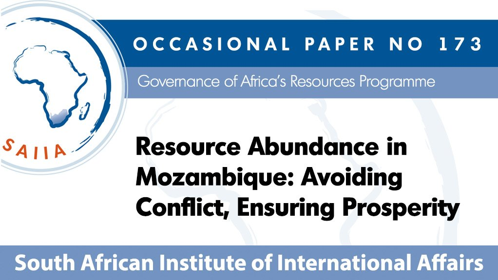 Resource abundance in Mozambique: Avoiding conflict