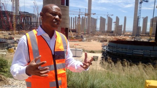 'Personal engagement'by managers key to mitigating project delays, says Kusile power station project GM