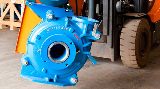 Company gears up for growth in pumps industry