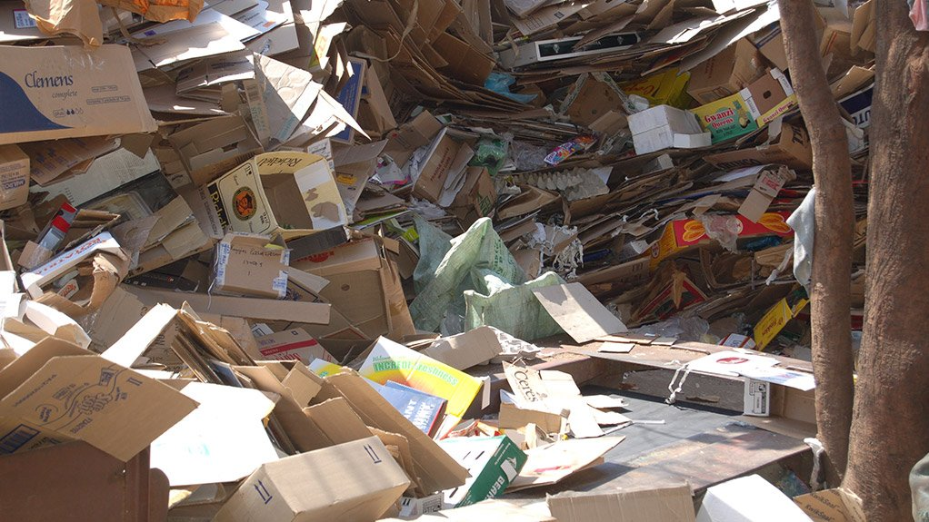 PAPER AND BOARD RECYCLING Paper is not only biodegradable but also recyclable