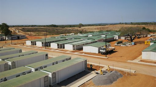 Multimillion-rand accommodation project in Mozambique completed