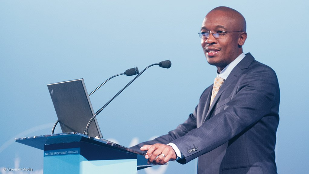 PARKS TAU Funding for climate change programmes is difficult to source