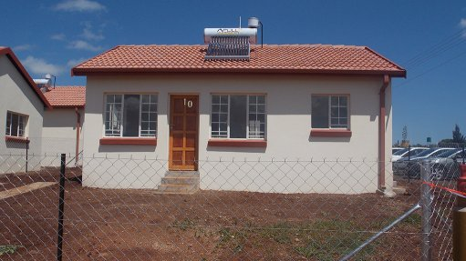 Thirteen new houses handed over to opencast mine employees