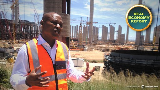 An update on the 4 800 MW Kusile power station
