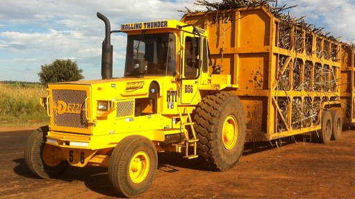 New articulated haulage  tractor to be released soon