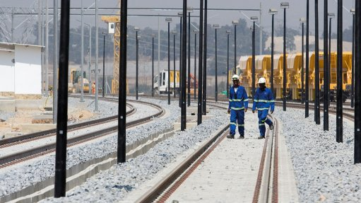 Expansion will help relieve pressure on  rail sector