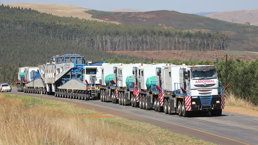 Heavy-hauling industry growing