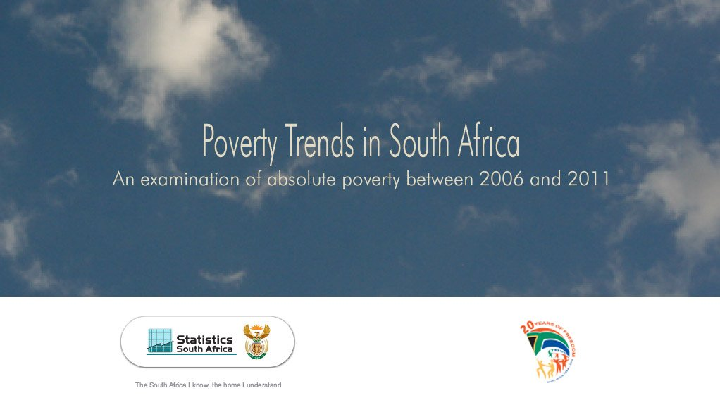 Poverty Trends in South Africa: An examination of absolute poverty