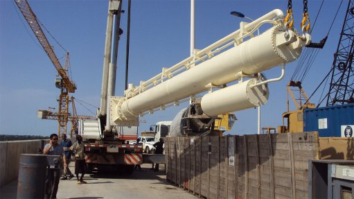 Large Sudanese hydraulic project successfully completed