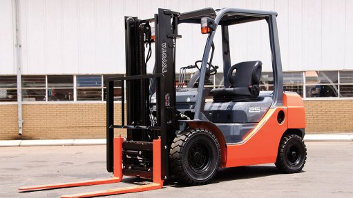 Forklift rental suitable for agriculture sector