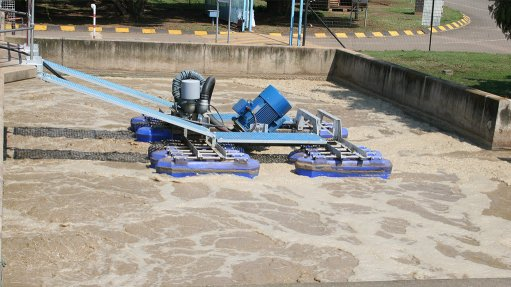 Demand for wastewater treatment aerators  increasing