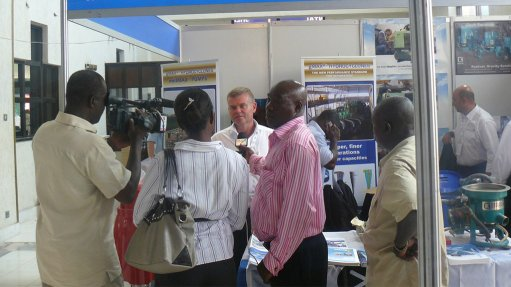 All systems go for eleventh  mining and power expo