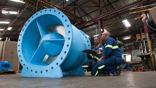Largest nozzle check valve delivered for pipeline  project