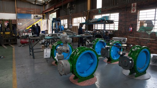 Local valve procurement strengthened by partnerships
