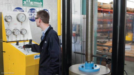 Valve manufacturer expands servicing facilities