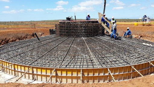 Solid foundations for wind turbines