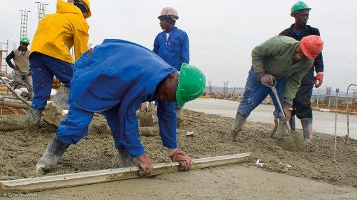 SA concrete industry successful