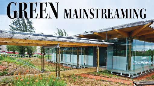 South Africa's property sector increasingly embracing green building
