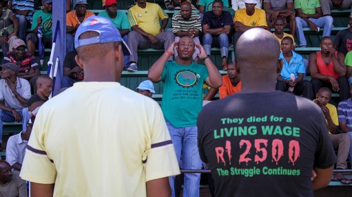 Platinum strike threatens contractor longevity