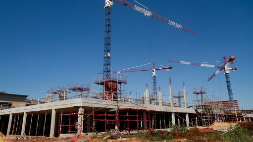 BIG DREAMS The South African construction industry has the determination and knowledge to build word-class green buildings