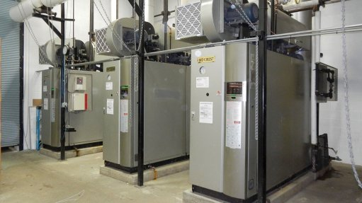 Compact boilers and complementary software assists new companies