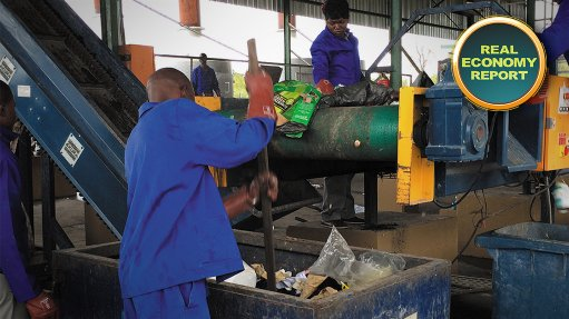Kruger park, Nampak launch multimillion-rand waste, recycling system