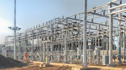 Substation upgrade  on track