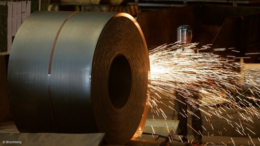 Growth in world steel demand 'good news' for SA – Seifsa