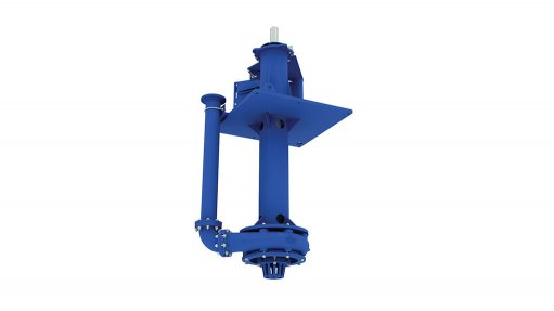 Slurry pump  improves  reliability
