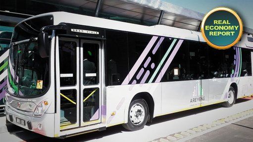 Tshwane's state-of-the-art BRT buses gear up for services
