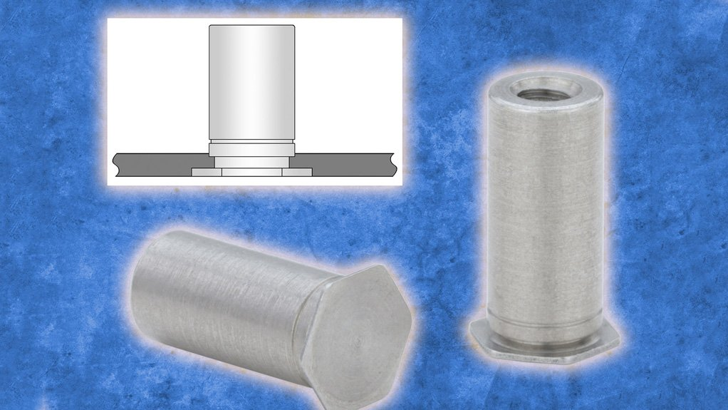 PEM TYPE TSO4 The fasteners install reliably and permanently into stainless steel sheets as thin as 0.63 mm