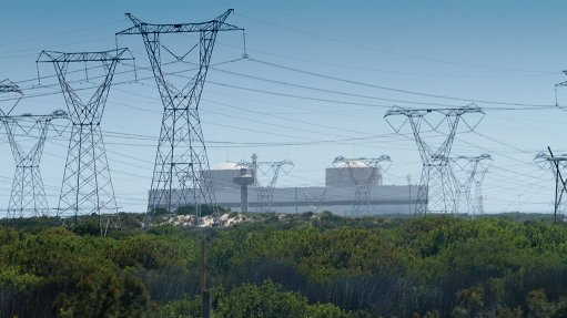 NEW BUILD PREPARATION Eskom is awaiting government direction regarding the proposed new nuclear and coal–fired power station builds