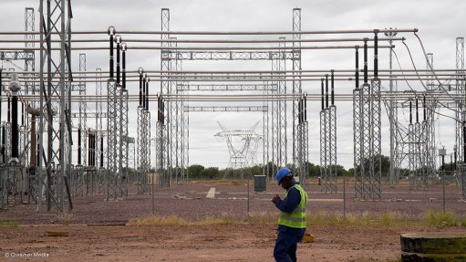 Transmission line and  substation infrastructure projects on track