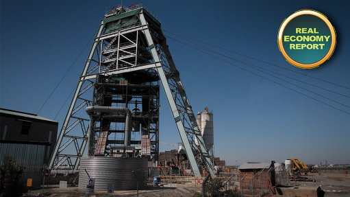 Wesizwe Platinum celebrates cutting of first level of ventilation shaft at Bakubung