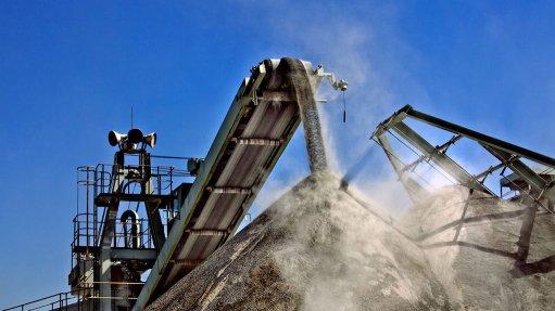 Quarrying operations increase materials supplier's revenues