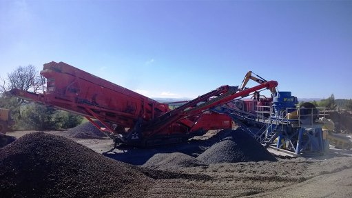 Cone crusher enhances operations at Eastern Cape quarry