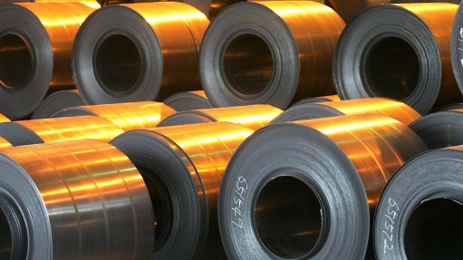 STEELING THE SHOW For every 100 000 t of structural steel imported, 10 000 potential job opportunities are lost
