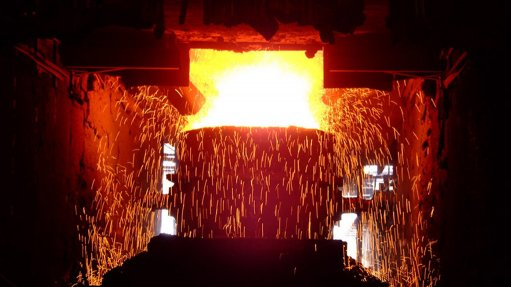 NEWCASTLE UPGRADE ArcelorMittal South Africa is undertaking a R1.6-billion reline of the blast furnace at its Newcastle plant, in KwaZulu-Natal