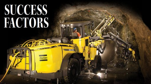 Manufacturing in the mining industry can yield economic growth