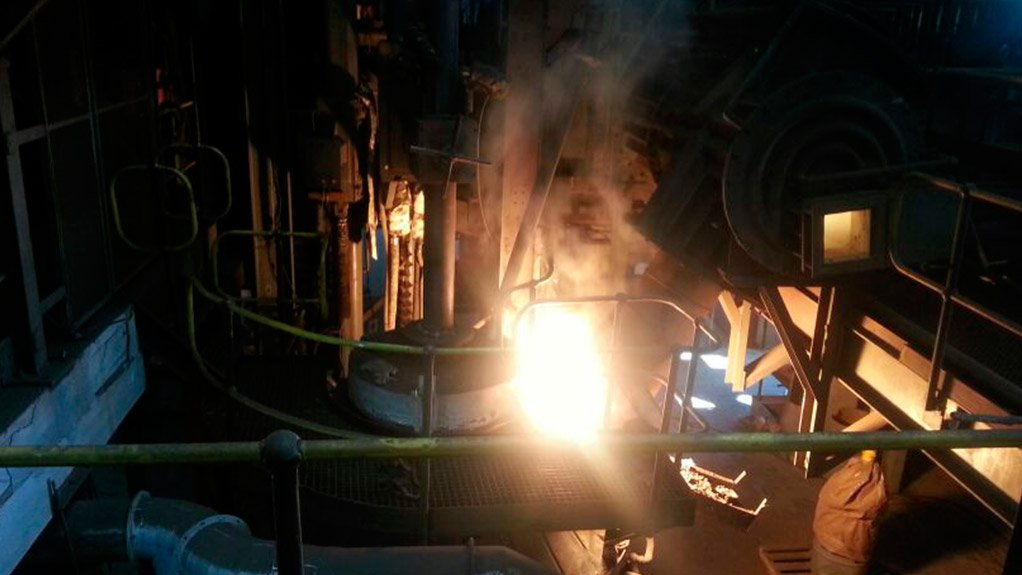 ON TRACK  Ironveld expects to start production at its pig iron project in 2015