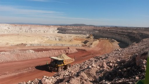 Metals mine to  implement  planning  solutions system