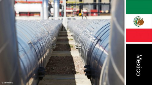 Engineering News - Ramones II Sur gas pipeline project, Mexico