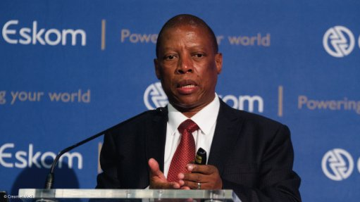 Eskom weighs gas options as diesel costs double to R10.5bn