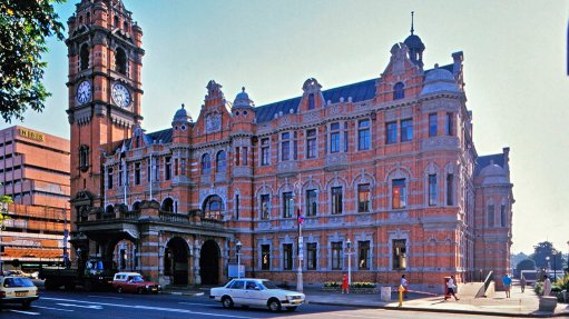 PIETERMARITZBURG TOWN HALL Royal HaskoningDHV completed the preparation of a local area plan for the central area and central business district extension node of Pietermaritzburg
