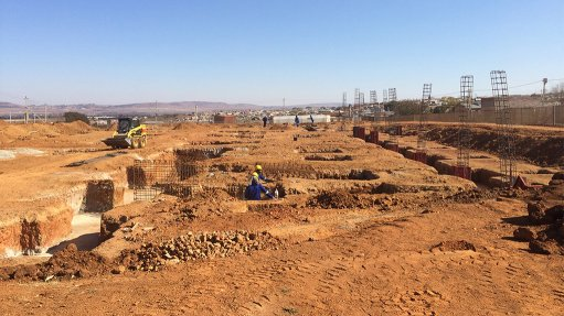 Companies to sponsor Soweto community  education campus