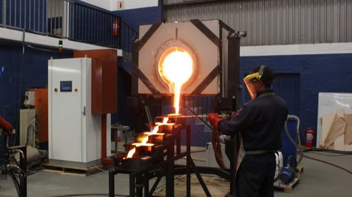 Increased demand for South African smelting tech