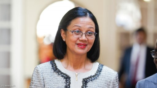 Joemat-Pettersson reaffirms plan to expand role of gas, nuclear in SA mix