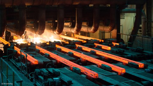 SA crude steel production declines 4.7% amidst growing global output