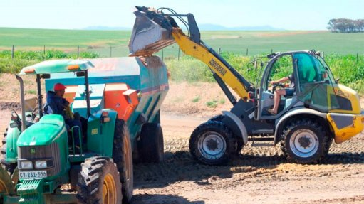 Equipment manufacturer wants larger stand at Nampo 2015