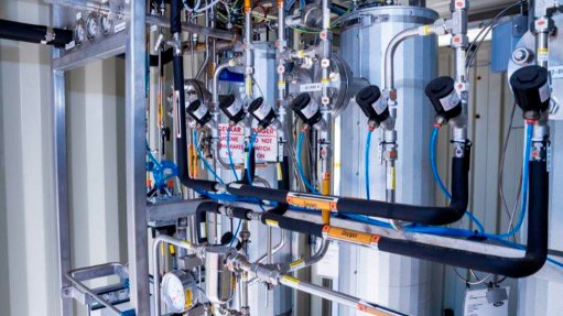 New SA hydrogen and oxygen plant unveiled